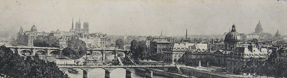 19th century Paris