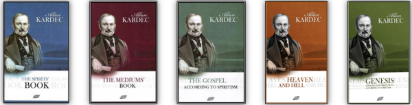 Kardec_Spiritist_Codification_Books